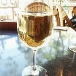 ワインビストロ Dai たまプラーザ - テラスで