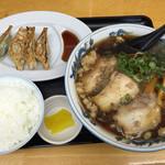 味よし - ライス定食850円