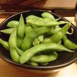 串屋鉄男 - 2.枝豆