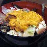 季節料理 いすず - ウニ丼定食