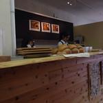マメゲンカフェ - 厨房