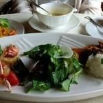 野菜の恵み - シェフのおすすめ