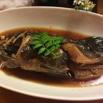 Tomiya - メバル煮付け