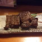 Tomiya - 但馬牛串焼き