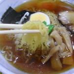 らーめん亭山頭軒 - 奇跡の麺アップ、、ピン