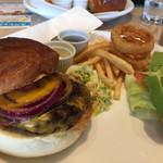 TORRANCE BAYSIDE CAFE - アボカド&チーズ
