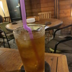 茶房ズ - ウーロン茶(420円)さっぱりとした物です。