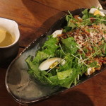 茶房ズ - ChaBou's12品目サラダ(700円)3人前はありますね。