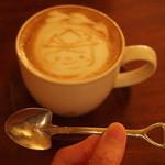 スコップカフェ - スプーンがスコップでした*