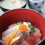 安心食堂 潮彩 - 海鮮丼