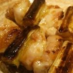 焼き鳥 きんざん - ネギマ150円×2  外税