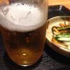 喜楽五平餅 - ドリンク写真:ビールもあるのでちょい飲み