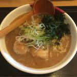 麺処福吉 極 - 「磯玉らーめん」800円