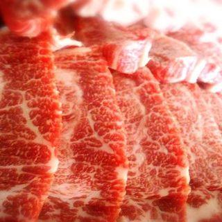 肉の鮮度へのこだわり。
