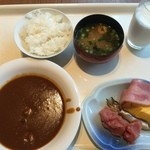 Nishitetsugurandohoteru - 朝食バイキング