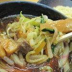 つけ麺道 五郎 - つけ麺道 五郎:野菜つけ麺