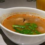 ガルーダ - セットのトムヤムスープ