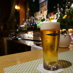 ホテル華乃湯  - ドリンク写真:バーにて