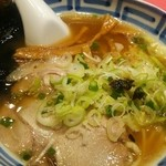 ラーメンヨシベー - 中華そば 醤油 太麺 620円