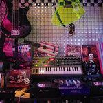 ルーディリシャス - イベント時や店主が暇なときに遊ぶに使う音響ブース