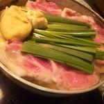 相撲茶屋 玄海 - ちゃんこ鍋
