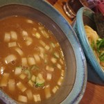37583198 - つけ麺(中盛)