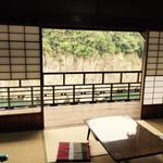 瀞ホテル - 二階席