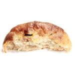 オーガニックパン工房 それいゆ - 無農薬にんじんのフォカッチャの断面 '15 3月中旬