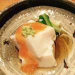 吉い - H27.4月 鯛と白子豆腐♡