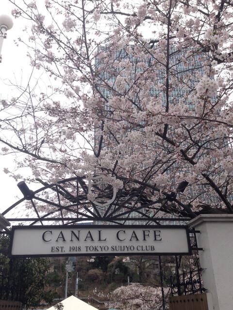 カナルカフェ - 2015.3.29のカナルカフェ