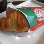 サンマルクカフェ - とちおとめチョコクロ ¥180+税
