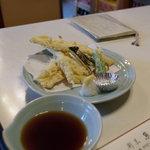 魚昇 - 天麩羅(てんぷら)一揃(ひとそろ)ひ