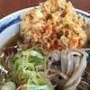小布施パーキングエリア(下り) スナックコーナー - 料理写真:かき揚蕎麦