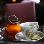 ランプ城 - 紅茶