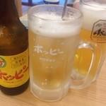吉野家 - ホッピー (¥400)