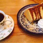 ホメリ - ホメリブレンド&シフォンケーキ
