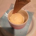37591099 - デザートのアイスクリーム