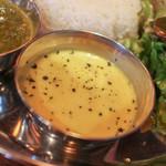 カリー カグラ - 豆スープ☆