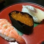 37596248 - 初日の夕食(寿司)