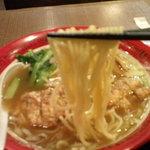 万世麺店 - 麺
