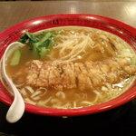 万世麺店 - パーコー麺