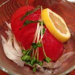 くいしんぼ - トマトサラダ