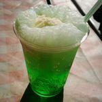 梨寶軒 - メロンクリームソーダ