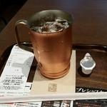 上島珈琲店 - アイスコーヒーM400円