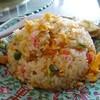 ハルピン飯店 - 料理写真:卵チャーハン400円