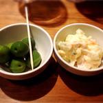 yブランコ - H27.5 バルイベントのお料理です。