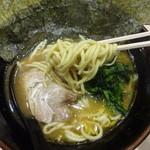 麺屋台 横綱家 - ラーメン:700円