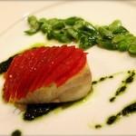 ビストロモンマルトル - 白身魚(しちゅうまち)のヴァプール