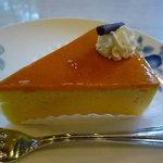 リーガロイヤルホテル メインラウンジ - ☆チーズケーキ久しぶりですね~(@^^)/~~~☆