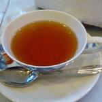 リーガロイヤルホテル メインラウンジ - ☆温かい紅茶でホッと致しましたぁ(*^。^*)☆
